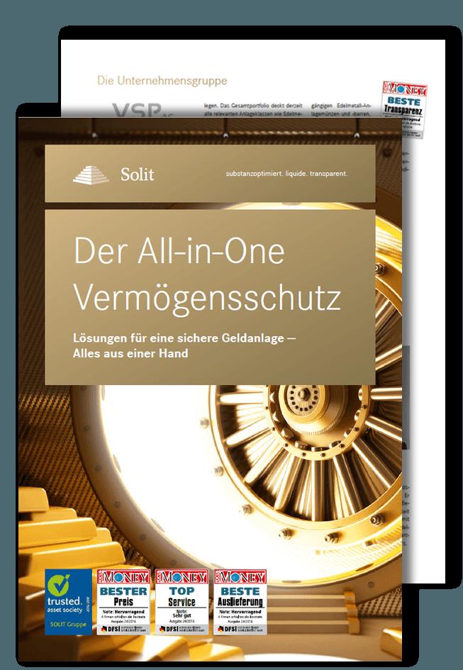 SOLIT All in One Vermögensschutz - Broschüre