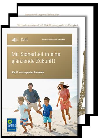 Kurzbroschüre zum SOLIT Vorsorgeplan Premium