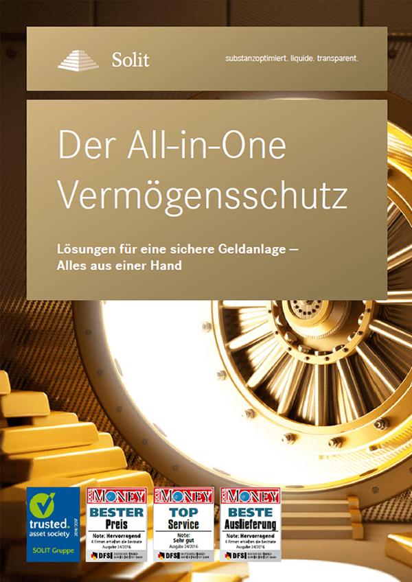 Teaserbild - Poster - SOLIT All-in-One-Vermögensschutz