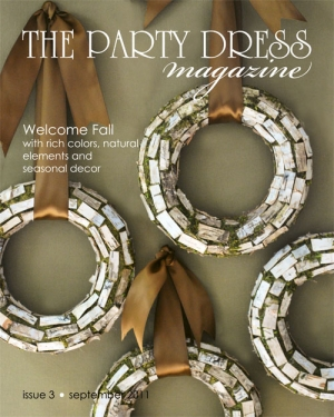 The Party Dress Magazine - Issue 3