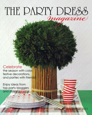 The Party Dress Magazine - Issue 4 Holiday