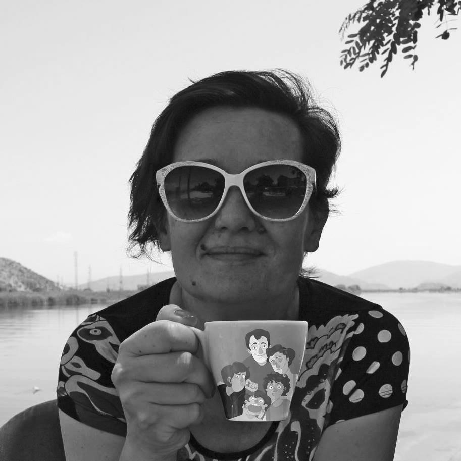 Antonija Erceg 19.09.1967. - 04.06.2016.
