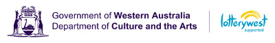 Country Arts WA is supported by the Department of Culture and the Arts