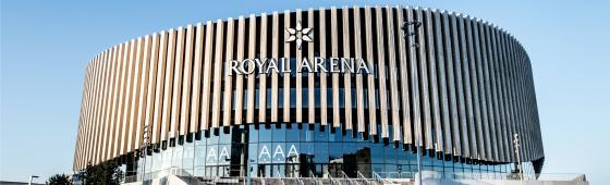 Foto. Royal Arena.