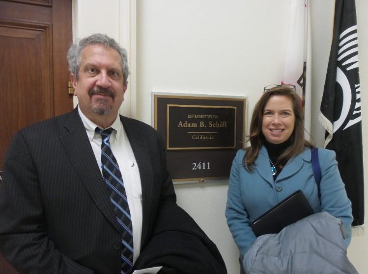 Karl Altau and Karin Shuey