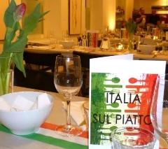 Tischdeko von Italia sul Piatto vor zwei Jahren