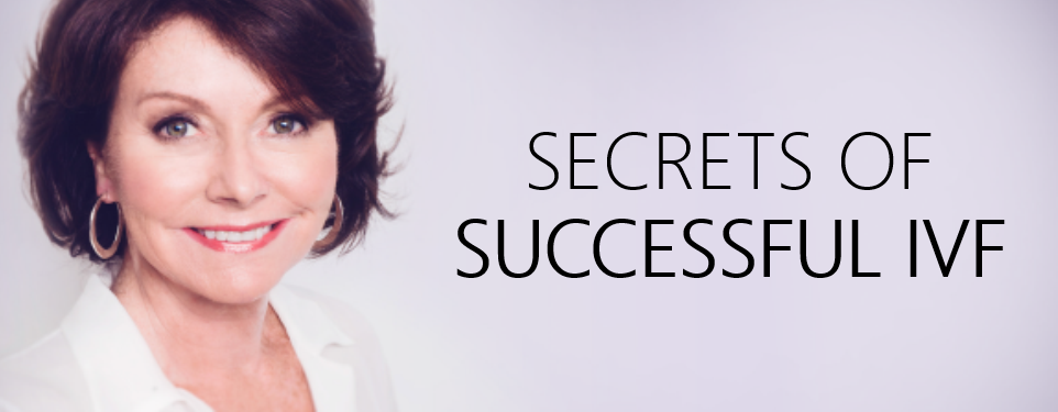 Secrets of Successful IVF banner