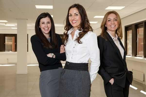 New Thompsons partners discuss breaking the glass ceiling
