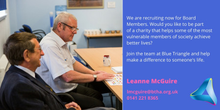 Board Members – Blue Triangle Housing Association