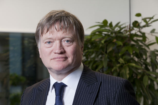 Graham Matthews takes up reins as Law Society of Scotland president