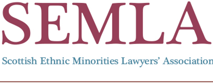 Scottish Ethnic Minorities Lawyers' Association launch event