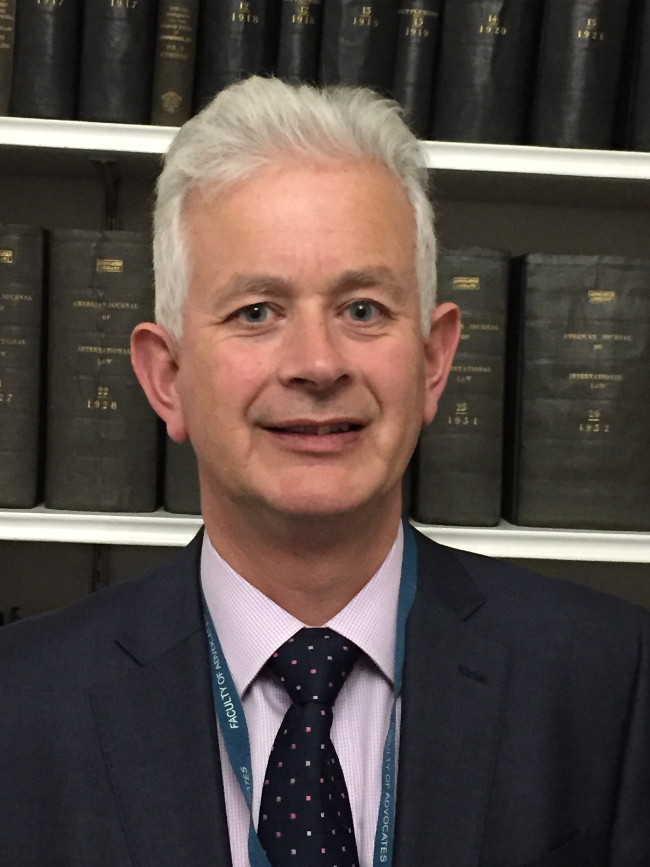 Faculty appoints chief executive