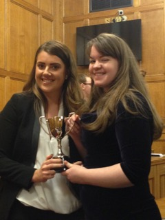 Strathclyde wins SLS Scottish Cup mooting competition