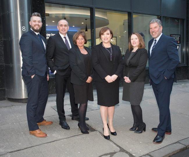 New partners at Aberdein Considine