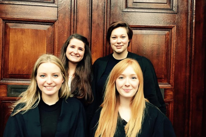 Dundee students crowdfunding for International Court of Justice moot