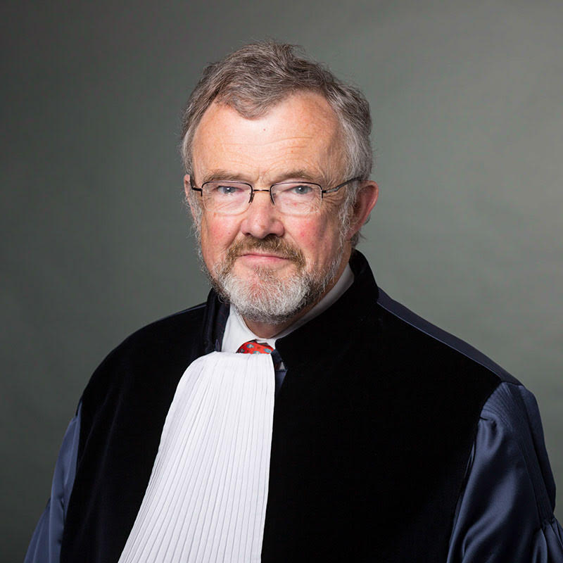Judge Ian Forrester elected president of Franco-British Lawyers' Society