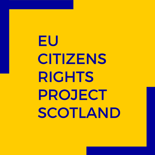 New project to give EU citizens across Scotland opportunity to find out about their rights after Brexit