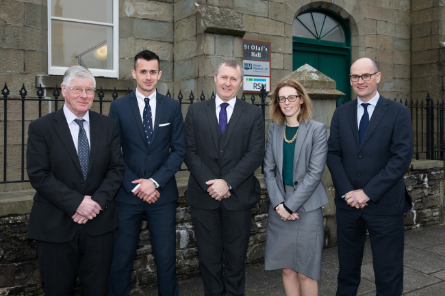 New partner for Harper Macleod's Lerwick office