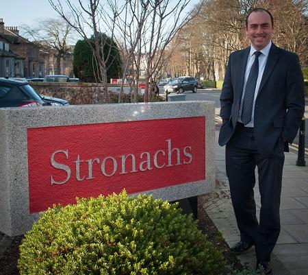 Stronachs appoints new partnerMark Brady