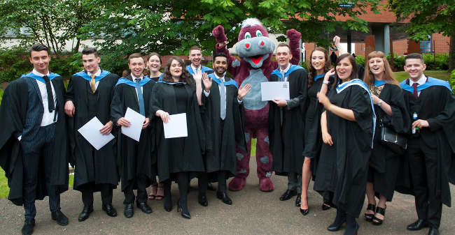 In pictures: Record number of Strathclyde's Clinical LLB students graduate