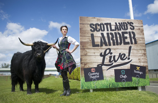 Royal Highland Show 2015 – 18-21 June