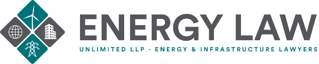 Lawyers –Energy Law Unlimited LLP