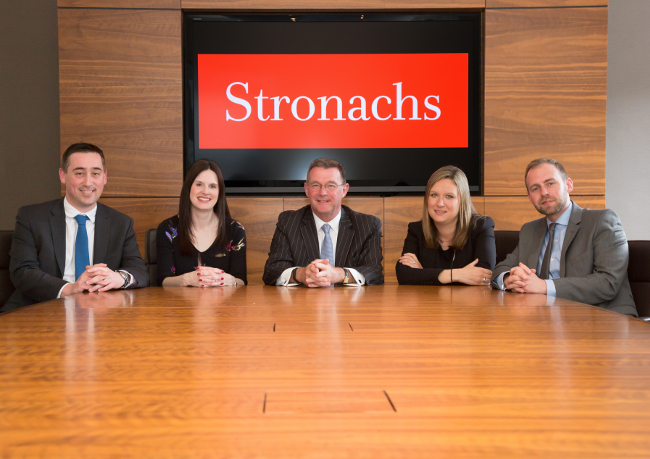 Four new partners among raft of promotions at Stronachs