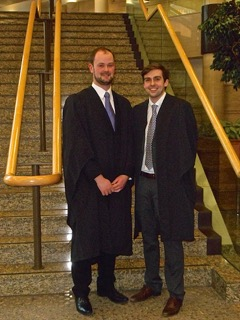 High Court of Justiciary hosts Strathclyde mooting semi-finals