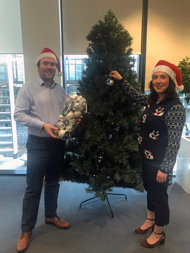 Law Society launch Christmas charity campaign to help legal stars shine