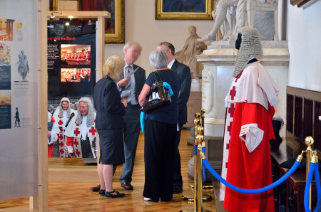 Parliament House to host court history exhibition