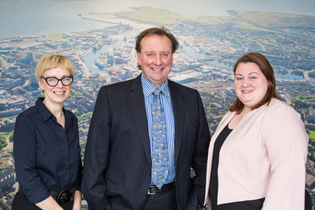 Ledingham Chalmers welcomes back oil and gas experts