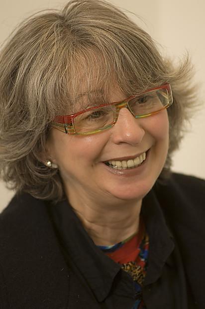 Judicial complaints reviewer Gillian Thompson OBE