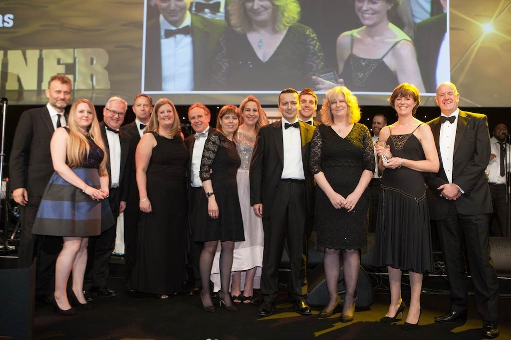 Shoosmiths crowned firm of the year at British Legal Awards