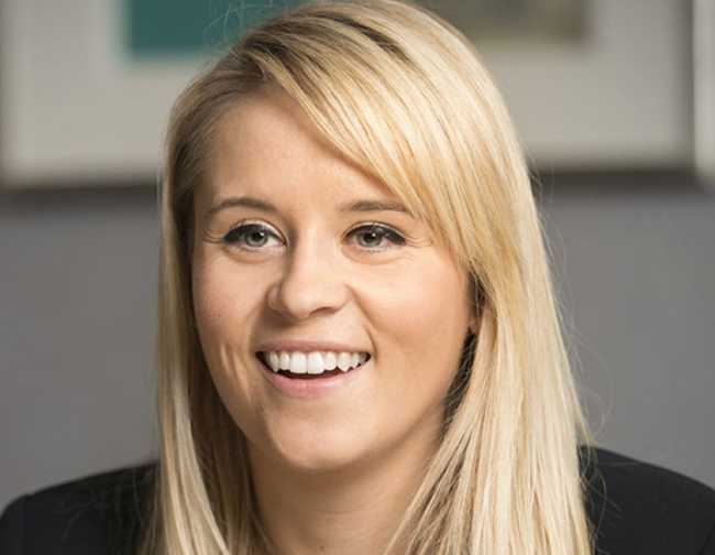 Lucy Thornton takes the reins at Scottish Young Lawyers' Association