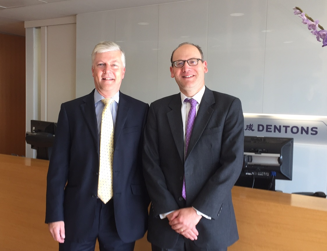Maclay Murray & Spens to merge with global firm Dentons