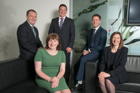 Three partners join Thorntons in Dundee and Edinburgh