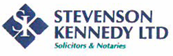 Solicitor (1 Year's PQE)– Stevenson Kennedy Ltd