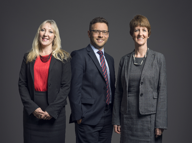 Promotions and new accreditation for Anderson Strathern family lawyers
