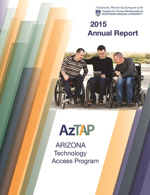 2015 Annual Report Cover Page