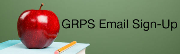 GRPS Email Sign-Up