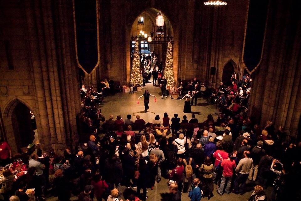 Cathedral of Learning Performance