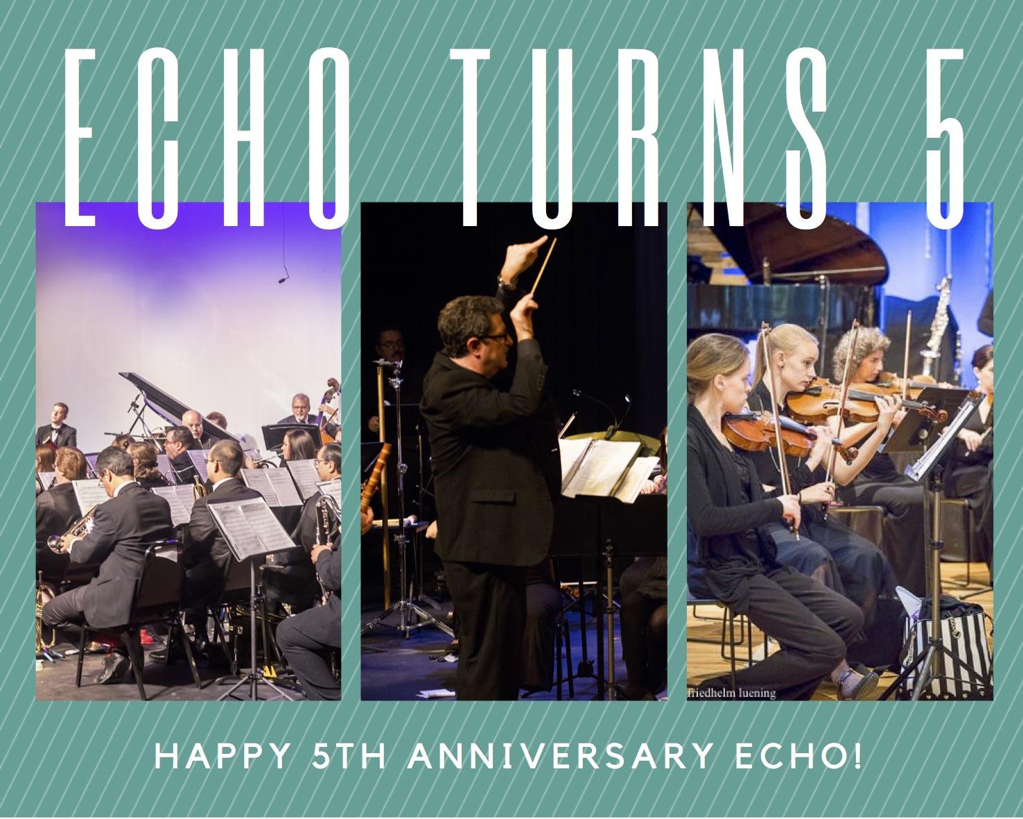 ECHO turns 5