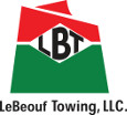 LeBeouf Towing Logo