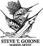 Steve Goione Marine Artist
