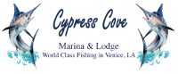Cypress Cove Marina and Lodge Logo