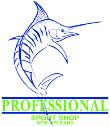 Professional Sport Shop Logo