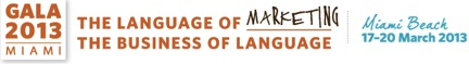 Gala 17-20 March in Miami - the Business of Language