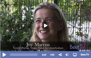 Joy Marcus at Beet TV Retreat