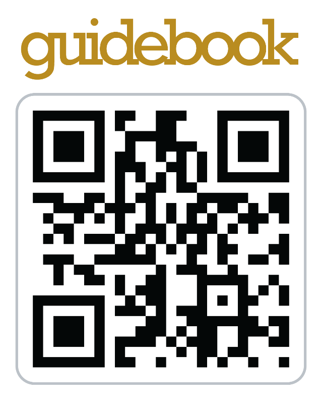 The 2013 AΦA Austin General Convention QR code for Guidebook
