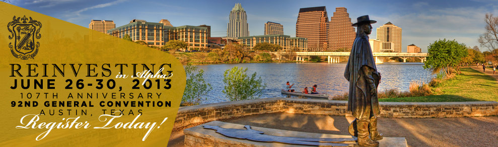 Alpha Phi Alpha Austin Convention